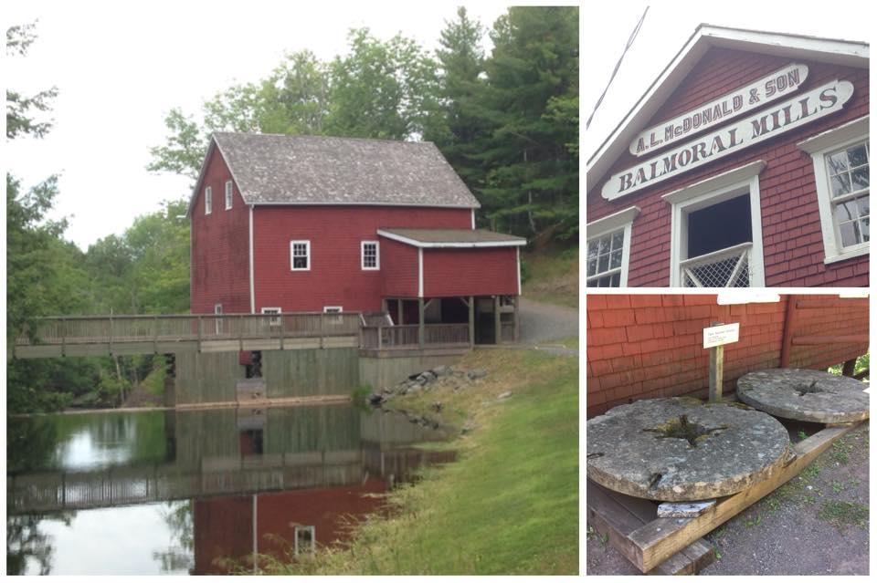 New retailer: Balmoral Grist Mill Museum