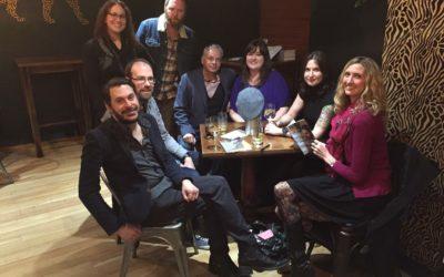 Lus na Tùise / Lavender book celebration in Glasgow