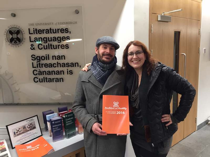 Lus na Tùise / Lavender poetry & publishing discussion in Edinburgh