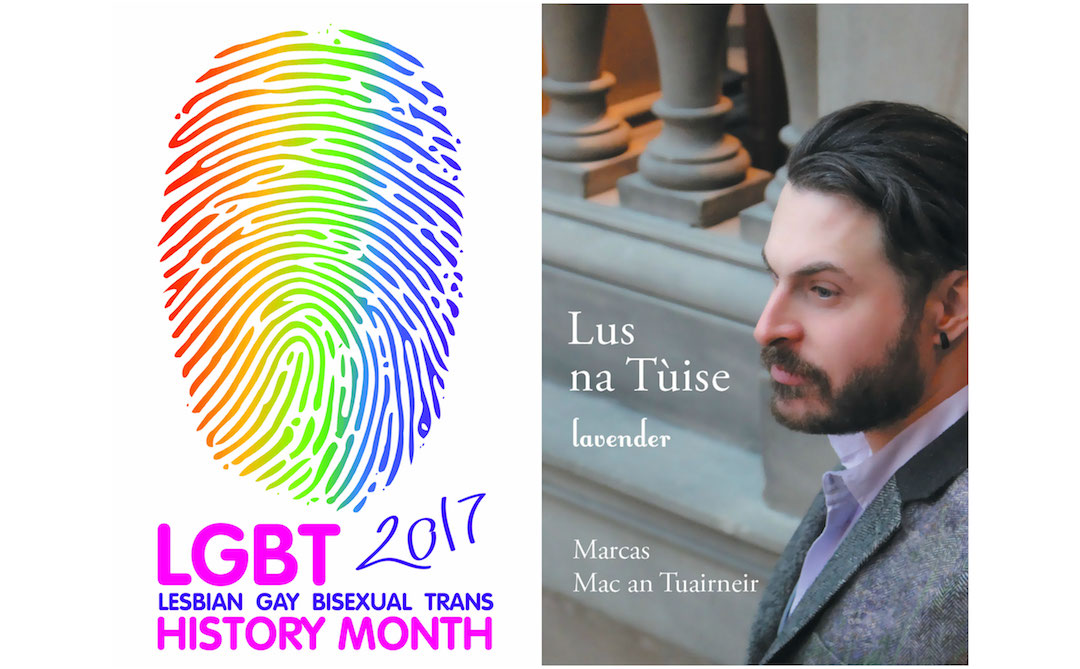 Lus na Tùise and LGBT History Month 2017 #LGBTHM17