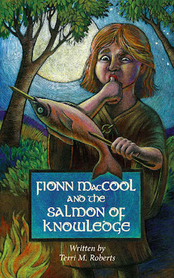 Fionn MacCool and the Salmon of Knowledge book cover