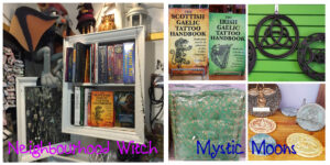 Neighbourhood Witch, Halifax & Mystic Moons, Moncton