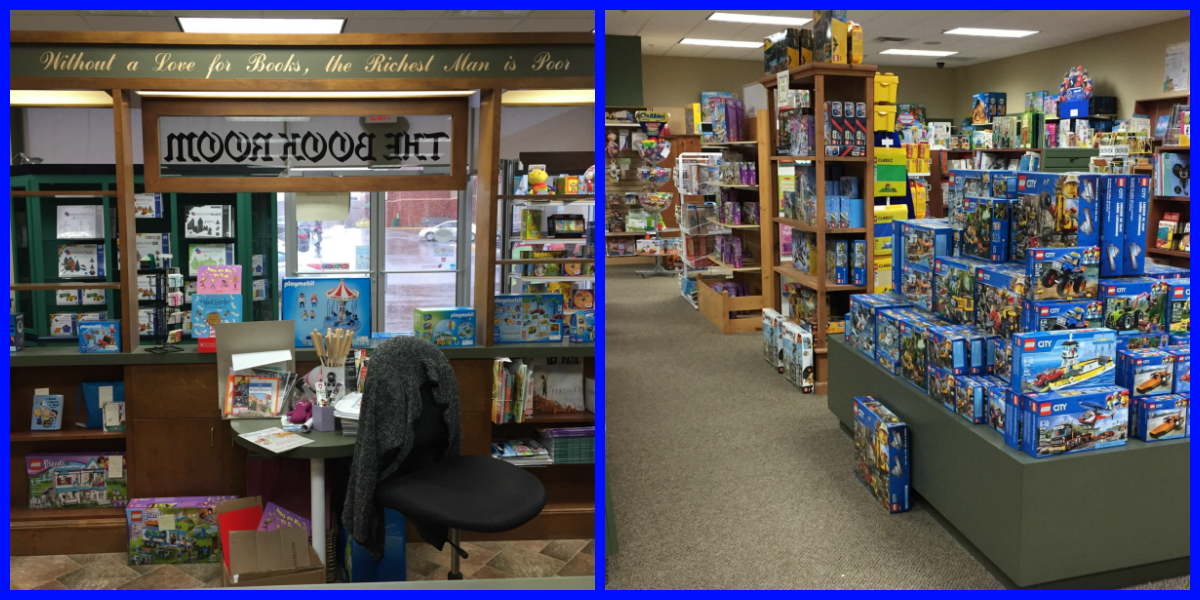 Tattletales children's bookstore, Dartmouth, Nova Scotia