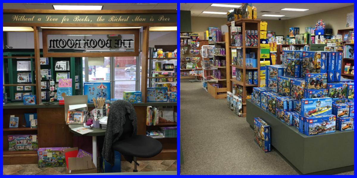 Tattletales children's bookstore, Dartmouth, Nova Scotia