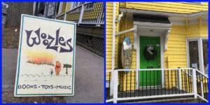Woozles children's bookstore, Halifax, Nova Scotia