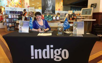 Fionn MacCool book signings in Dartmouth & Halifax