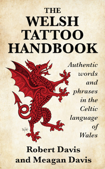 The Welsh Tattoo Handbook Cover