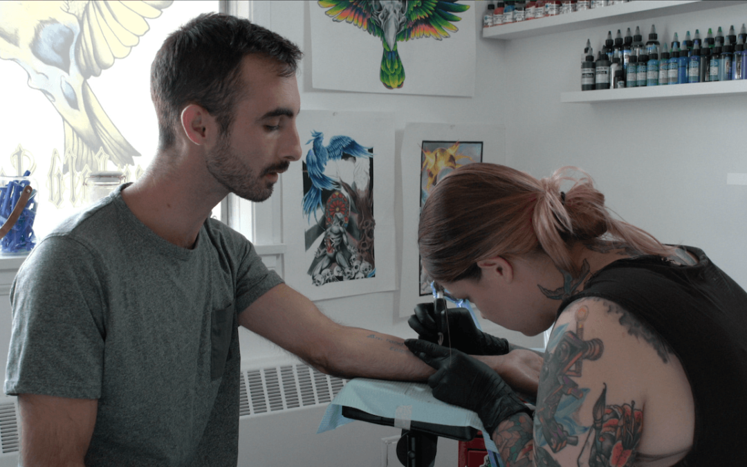 A cautionary tale: New video for the Celtic Tattoo Handbook series