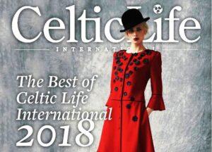 Celtic Life December 2018 cover