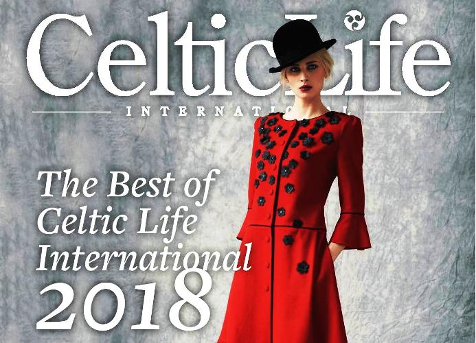 Dr. Emily McEwan interviewed in Celtic Life magazine