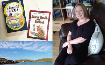 Meet the Translator of Anna Ruadh: Anne of Green Gables in Gaelic