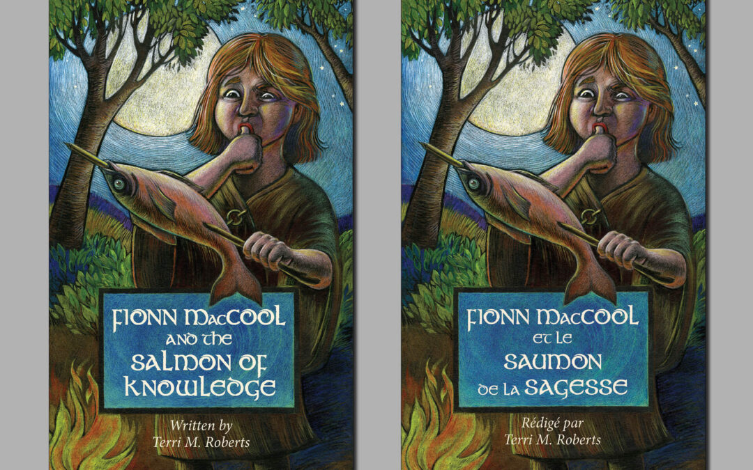 Fionn MacCool is now available in both English and French