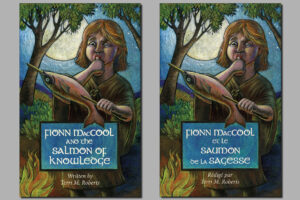 Fionn MacCool: Now Available in English and French!