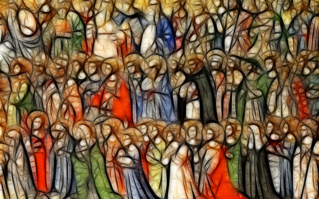 Gaelic Poetry: All Saint's Day
