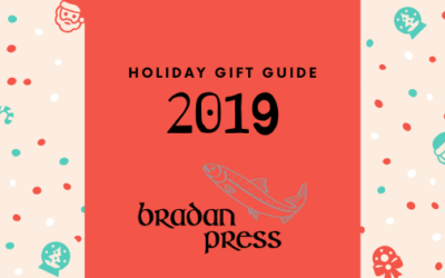 Bradan Press 2019 Holiday Gift Guide