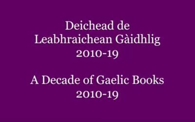 Bradan Press Title Receives Decade List Honour