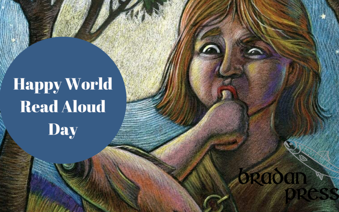 Happy Read Aloud Day!