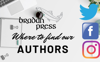 Where to Find Bradan Press Authors