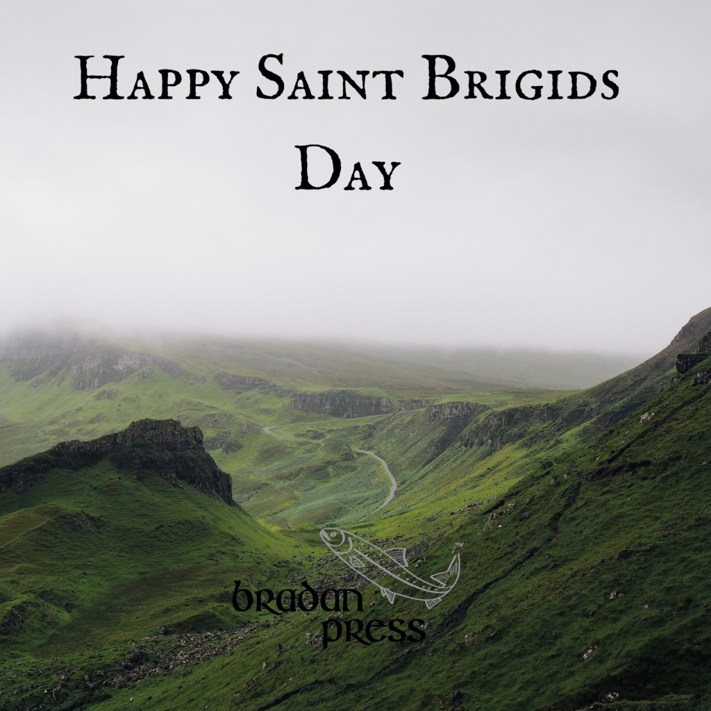 Happy St. Brigid's Day!