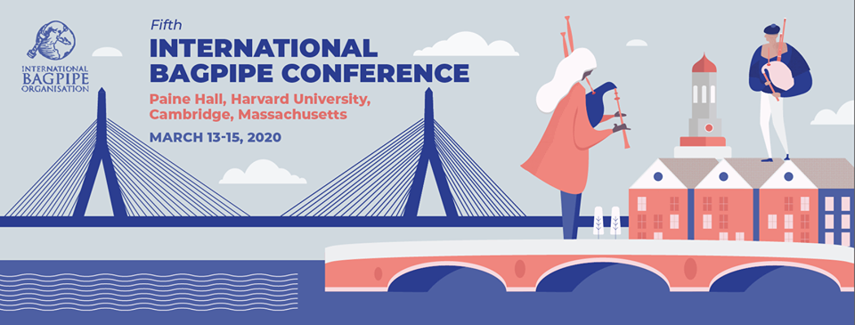 Bradan Press Author to Speak at International Bagpipe Conference 2020