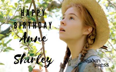 Happy Birthday Anne Shirley