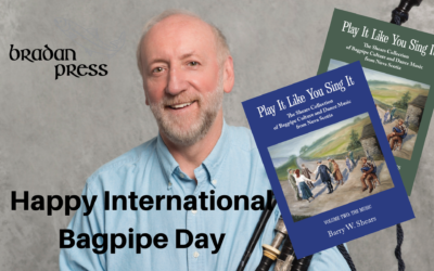 Happy International Bagpipe Day