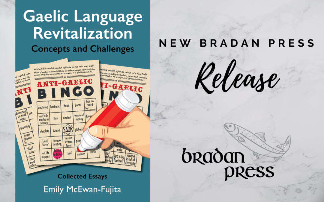 New Release: Gaelic Language Revitalization Concepts and Challenges: Collected Essays