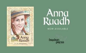 Anna Ruadh: Now Available