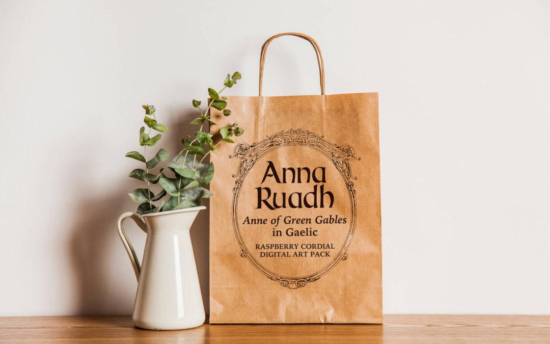 Anna Ruadh Digital Art Pack Sent to Backers