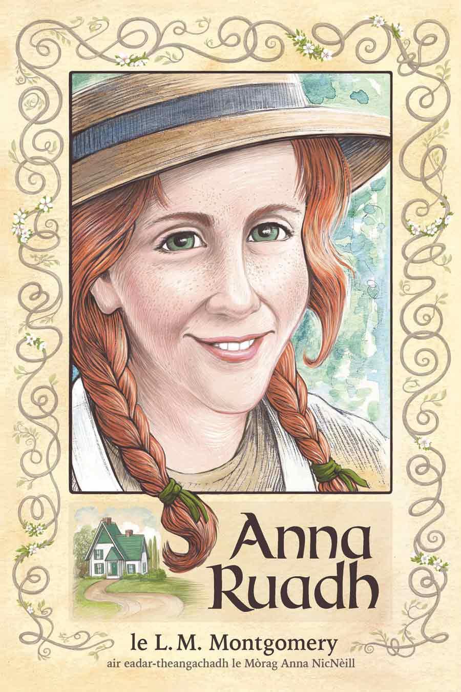 Anna Ruadh book cover
