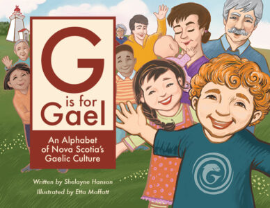 G is for Gael: An Alphabet of Nova Scotia's Gaelic Culture book cover
