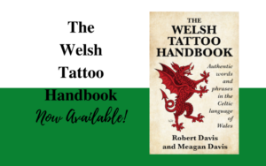 The Welsh Tattoo Handbook, Now Available!