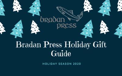 Bradan Press Holiday Gift Guide 2020