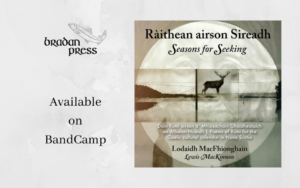 Ràithean airson Sireadh / Seasons for Seeking Audiobook - Available on Bandcamp