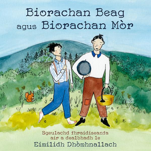Biorachan Beag agus Biorachan Mòr cover (GOC edition)