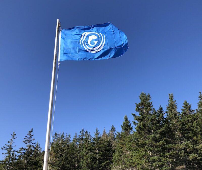 Nova Scotia Gaelic Flag