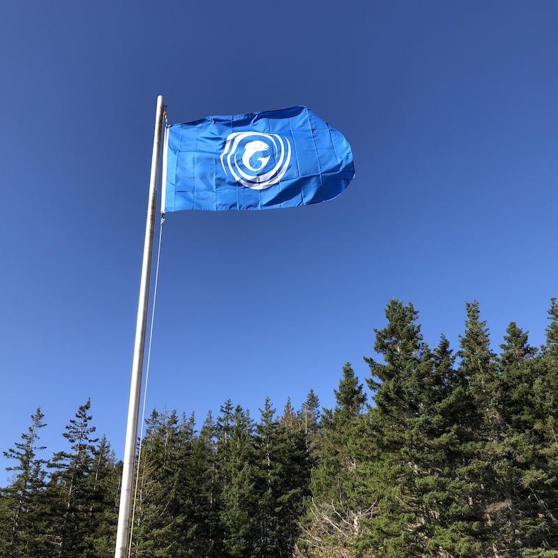 Nova Scotia Gaelic flag product image