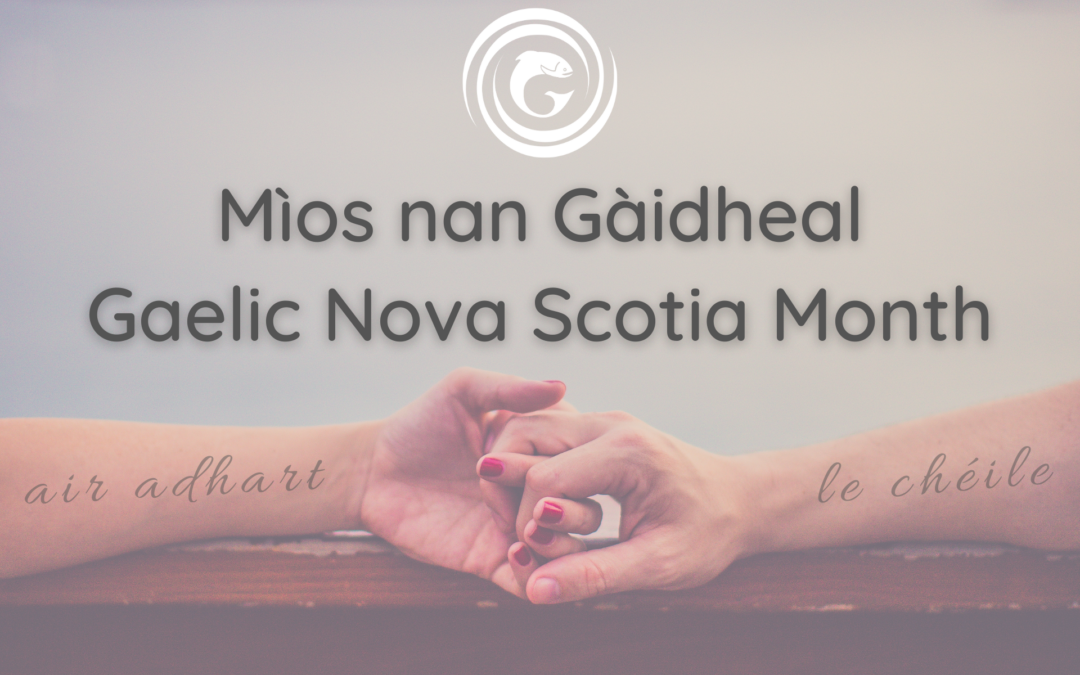Gaelic Month 2021 News & Events