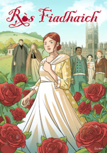 Ròs Fiadhaich, a Scottish Gaelic graphic novel
