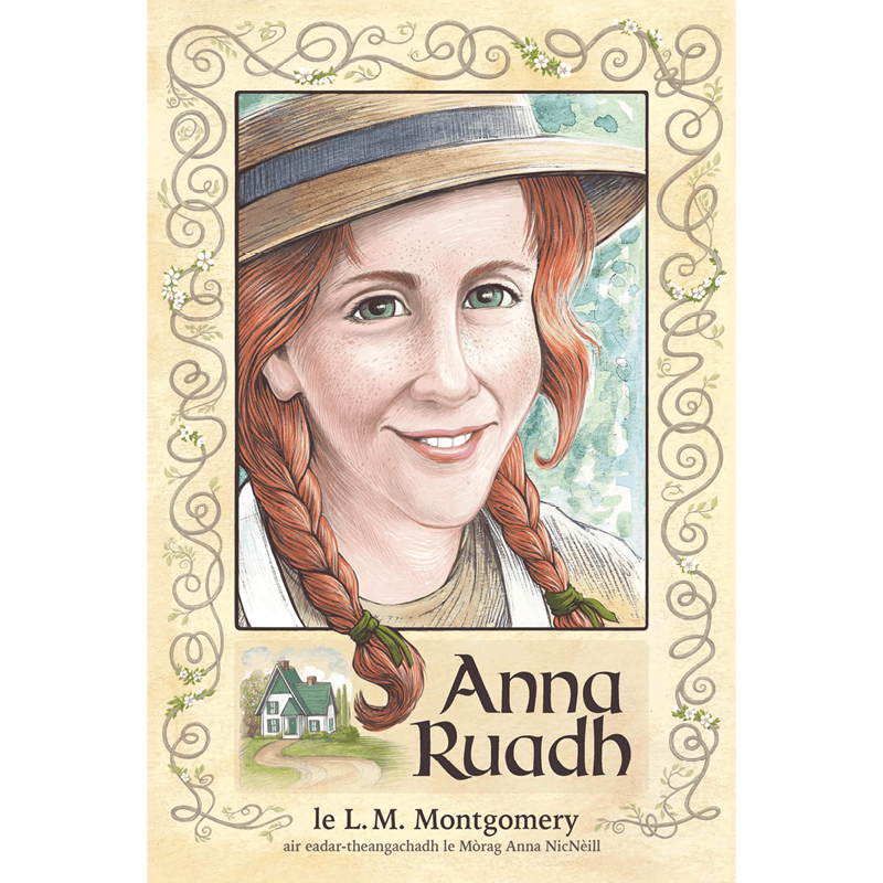 Anna Ruadh book cover product image