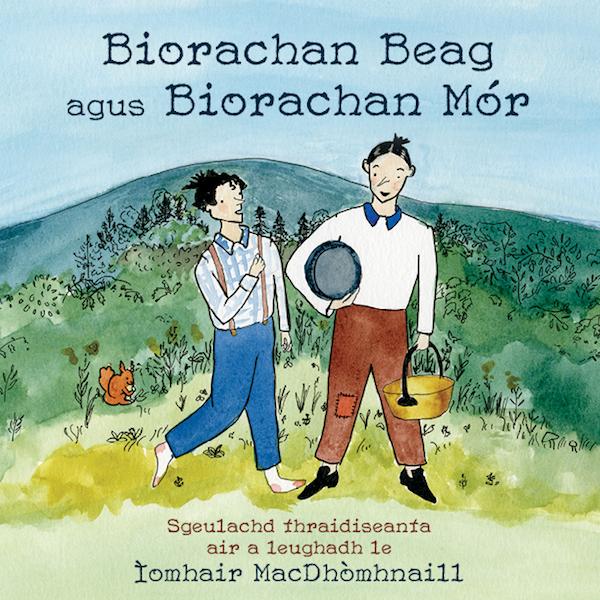 Biorachan Beag agus Biorachan Mòr audiobook cover