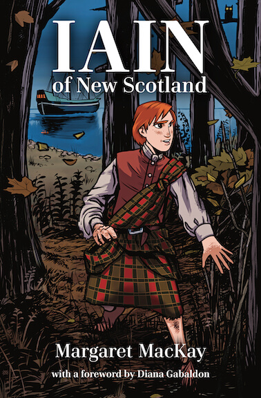 Iain of New Scotland cover