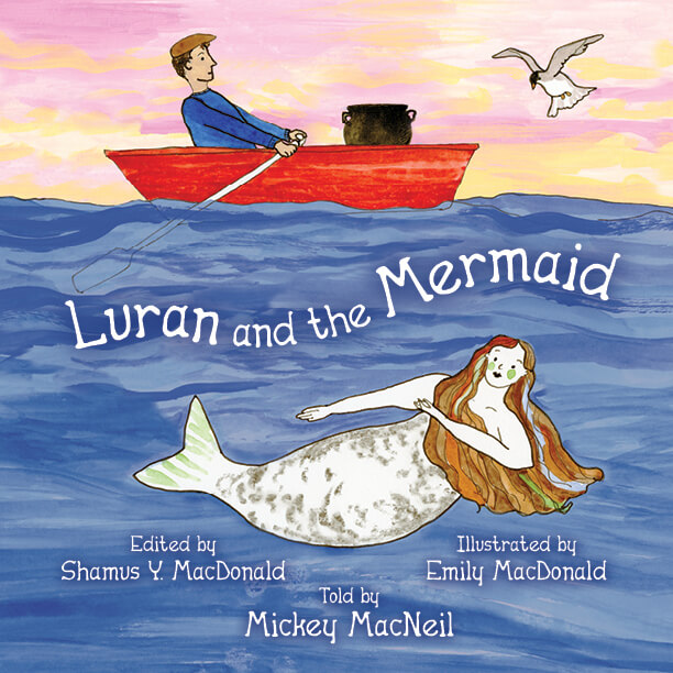 Luran and the Mermaid book cover