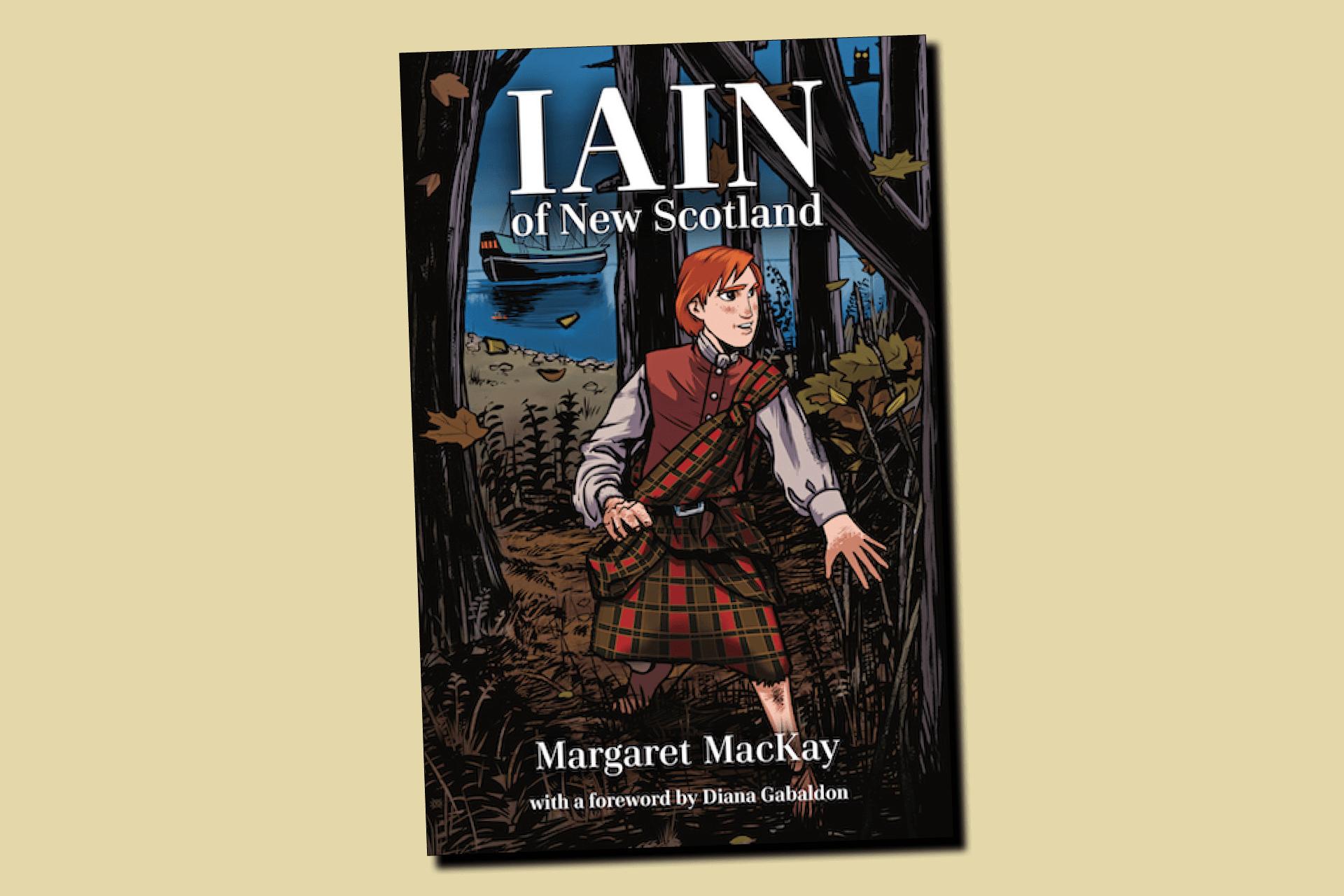 Iain of New Scotland