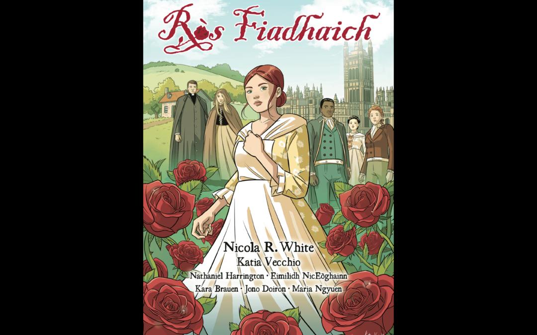 RESCHEDULED: Ròs Fiadhaich Book Launch
